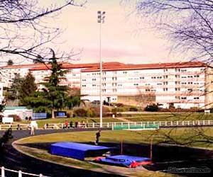La cité universitaire de La Borie
