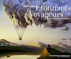 Etonnants Voyageurs, festival à Saint-Malo