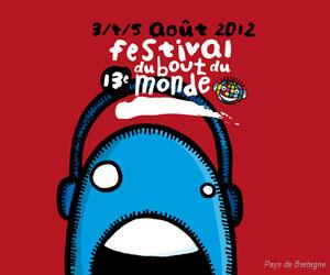 Festival du Bout du Monde 2012