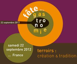Fête de la gastronomie 2012 en Bretagne