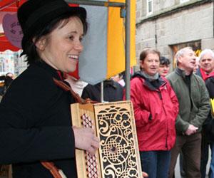 Festival des chanteurs de rue 2012