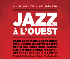 Jazz à l'ouest 2012