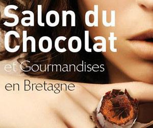 Salon du chocolat 2012 à Vannes
