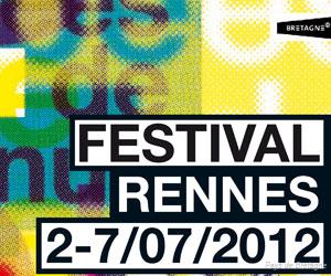 Tombées de la nuit 2012 à Rennes