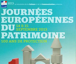 Journées du patrimoine 2013 en Bretagne