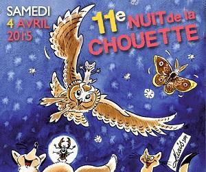 Nuit de la Chouette 2015 en Bretagne