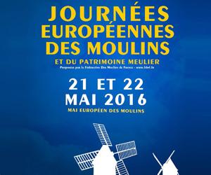 Journées européennes des moulins 2016