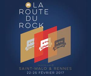 Route du Rock hiver 2017
