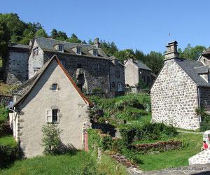 Village de Tournemire