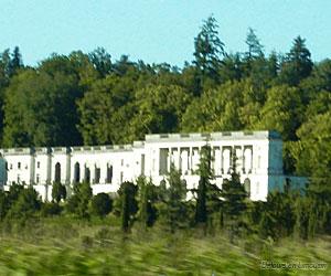 Autre vue château de la Mercerie