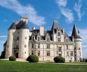 Le château de La Rochefoucault