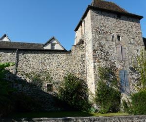 Beaulieu-sur-Dordogne, portail méridional