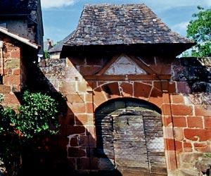 Village de Collonges-la-Rouge