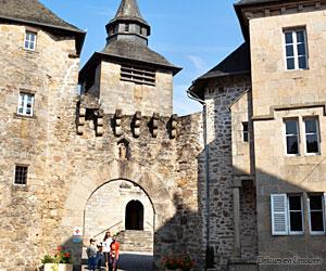 La porte Margot à Corrèze
