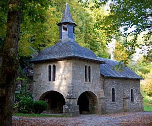 La chapelle Notre dame du pont du salut