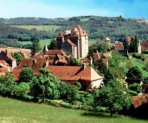 Village de Curemonte