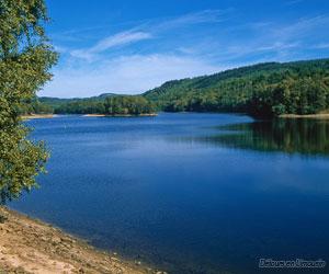 Le lac des Bariousses