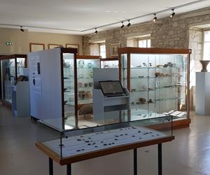 Salle dédiée à l'archéologie