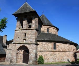 Eglise de Saint-Bonnet-la-Rivière