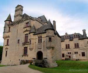 Le château de Sédières