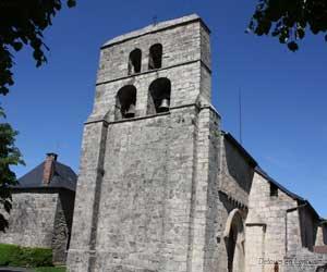 Eglise d'Yssandon