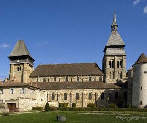 Monastère de Chambon-sur-Voueize
