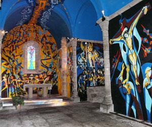 Eglise Saint-Blaise à Pompadour