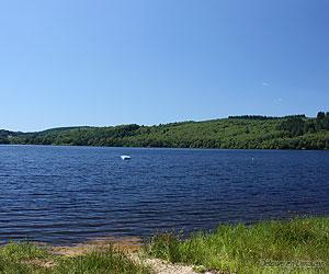Le lac de Lavaud-Gelade