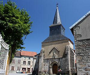 Eglise du Monteil-au-Vicomte
