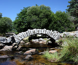 Pont du Sénoueix sur le Taurion