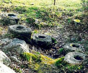 Nécropole gallo-romaine des Sagnes
