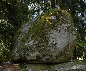 Autre rocher près du Taurion