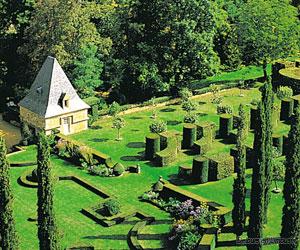Jardins du manoir d 39 eyrignac d tours en limousin - Jardins du manoir d eyrignac ...