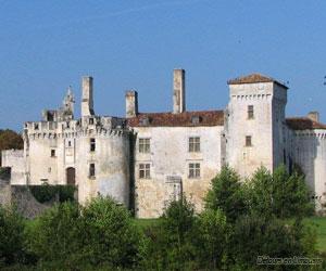 Château de Mareuil-sur-Belle