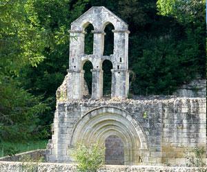 Autre vue du prieuré de Belaygue