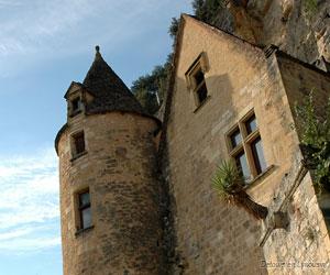 Maison forte à la Roque-Gageac