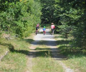 Voie verte de Saint-Pardoux-la-Rivière à Thiviers