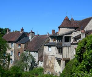 Village de Gargilesse-Dampierre