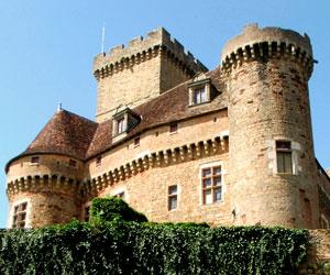 Le château de Castelnau-Bretenoux