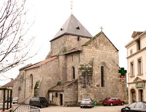 L'église Saint Léger