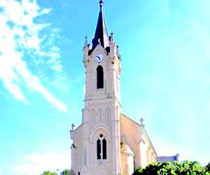 L'église de Beynac