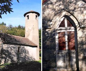 La Chapelle du Puy de Bar