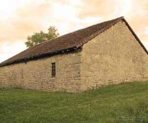La chapelle de Courbefy