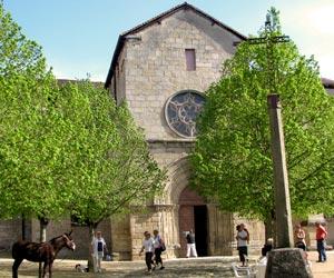 La Collégiale Saint Etienne
