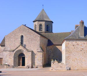 L'église de Ladignac-le-Long
