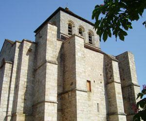 Eglise fortifiée du Chalard