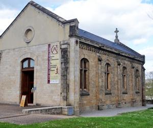 Anciens réfectoires de l'abbaye de la Règle