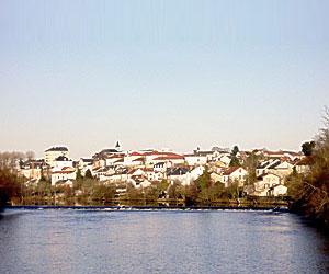 La rive gauche à Limoges