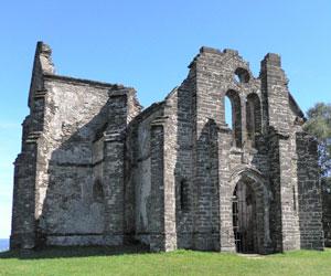 La chapelle du Mont Gargan