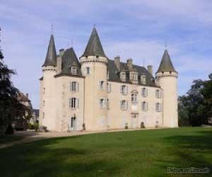 Le château de Nexon